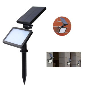 LED Lawn Lamp Outdoor Solar Power 48 LEDs Wall pictures & photos