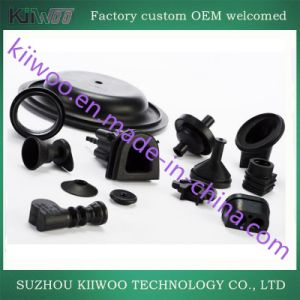 High Quality Silicone Rubber Parts of Bumper Cover and Bushing pictures & photos
