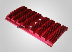 Factory Price 6063 Extruded Aluminum Heat Sink pictures & photos