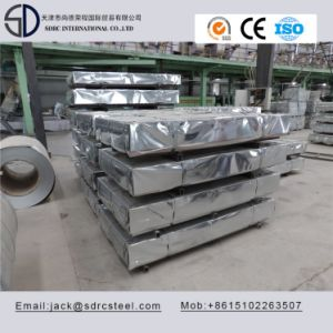 Sgch A653 Hot Dipped Galvanized Steel Coil with Spangle pictures & photos