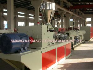 160mm Plastic PVC Pipe Production Line/Making Machine pictures & photos