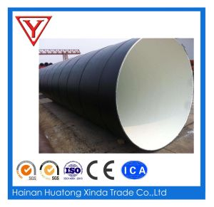 Saw Pipe for Gas and Oil Pipe Water Pipe pictures & photos