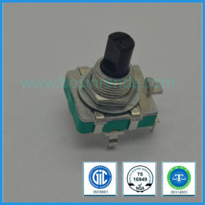 16mm Incremental Encoder with Plastic Shaft for Mixer Audio Equipment pictures & photos