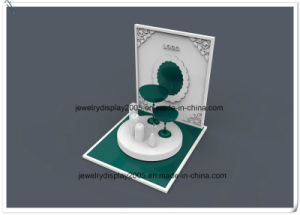 White and Green Small jewelry Display Stand pictures & photos