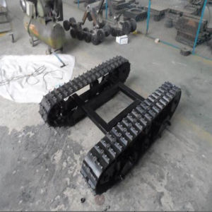 Small Undercarriage/ Rubber Track Chasis Dp-Ytlt-180 pictures & photos