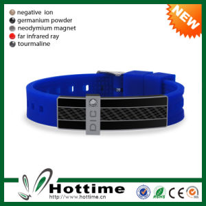 Negative Ion Healthy Bracelets for Body Balance (CP-JS-ND-009) pictures & photos