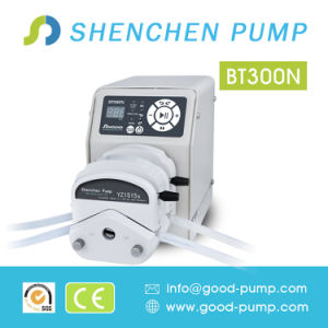 China Hot Sale Cheap Price LCD Display Basic Peristaltic Pump Made by China Supplier for Sale Ce SGS Certified pictures & photos
