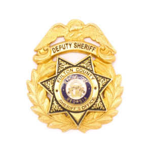 Custom High Quality Police Award Gold Coin pictures & photos