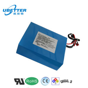 18650 Rechargeable 36V 20ah Lithium Battery for Electric Bike pictures & photos