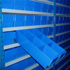 High Quatily Wareshouse Steel Shelf for Small Parts Storage pictures & photos