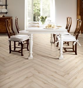 Building Material High Quality Wood Look Glazed Porcelain Floor Tile/ Ceramic Tiles pictures & photos