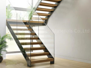 Villar Stairs Wood Step Staircase Design pictures & photos