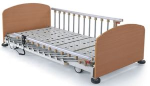 Good Price Three Functions Electric Home Care Bed pictures & photos