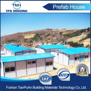 Low Cost Small Modular House Suitable for Government Prefab House Project pictures & photos