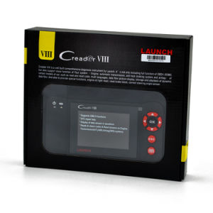 Launch X431 Creader VIII Obdii Code Reader Update Online pictures & photos
