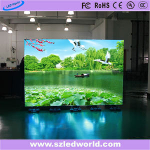 P4.81 Indoor Rental Stadium Full Color LED Display Screen Display for Advertising (CE, RoHS, FCC, CCC) pictures & photos