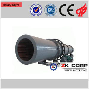 200 Tpd Energy Saving Sand Rotary Dryer with Good Price pictures & photos