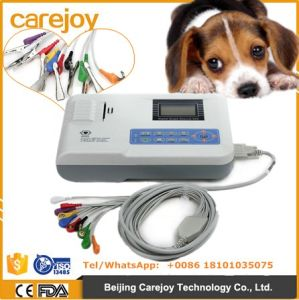 Portable Single Channel Pet Clinic /Hospital Veterinary Use EKG/ECG Machine -Fanny pictures & photos