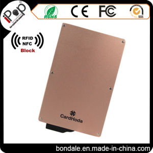 Stainless Steel, Metal Material and Business Card, Business Card Use Name Card Holder