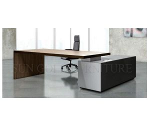 New Design Office Furniture Wooden Manager Desk (SZ-OD184) pictures & photos