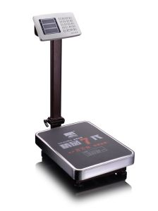 Electronic Weighing Platform Scale 100kg to 600kg (Dh-60de) pictures & photos
