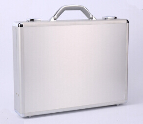 High-Grade Portable Attache Tool Case Aluminum Briefcase with Factory Price pictures & photos