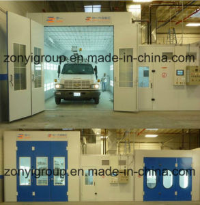 Ce Spray Booth TUV Spray Booth Manufacture pictures & photos