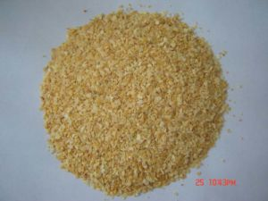Export Garlic Granules Air Dehydrated Strong Flavor pictures & photos