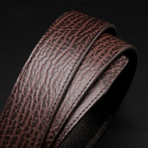 Luxury Men Smart Leather Belt Phone Anti-Lost Smart Bracelet pictures & photos
