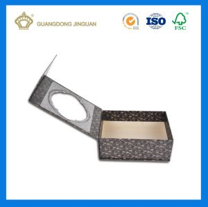 Factory Customized Handmade Cardboard Packaging Boxes (with PVC window) pictures & photos