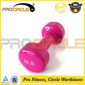 Fitness Equipment Neoprene/Vinyl Used Dumbbell Rack for Sale pictures & photos