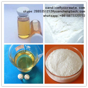 Injectable Steroid Liqiud Nandrolone Decanoate/Deca/Decadurabolin 360-70-3 (100mg/200mg) pictures & photos