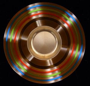 Brass/Copper Metal Fidget Spinner Tri Spinner Fidget Toys pictures & photos