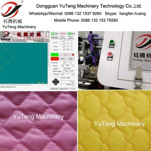 Quilting Machine for Cloth 64 Inch Ygb64-2-3 pictures & photos