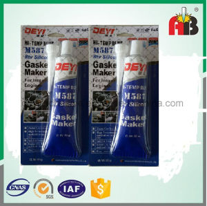 85g Heat Resistance Rubber RTV Silicone Sealant pictures & photos