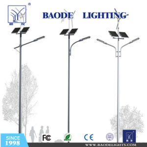 6m Steel Pole LED 70W Solar Street Light (bdtyn-a2) pictures & photos
