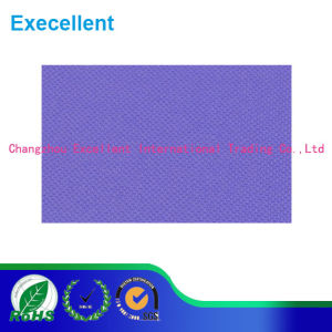 100% Polyester 210d Diamond/PVC Fabric for Bag