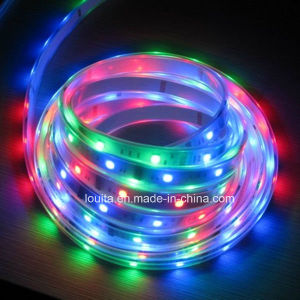 Flexible Dream Color 12V 5050 LED Light with 1903 IC pictures & photos