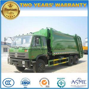 20 Cbm Garbage Transport Truck 6X4 Compressed Garbage Truck pictures & photos