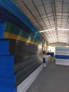 Polycarbonate Hollow Sheets PC Sunshine Sheets for Roofing pictures & photos