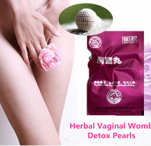 Yoni Pearl Detox Tampon Womb Detox Pearls Women Yeast Infection Vaginitis Treatment