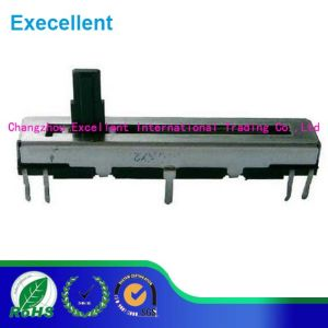 30mm Travel Slide Potentiometer 10k Linear with Plastic Shaft
