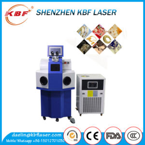 Jewelry Spot Laser Welding Machine pictures & photos