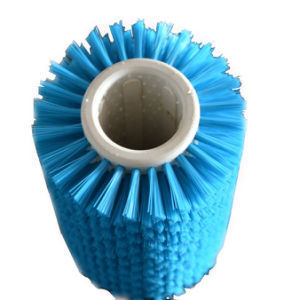 Polishing Roller Brush with Soft Nylon Filament pictures & photos