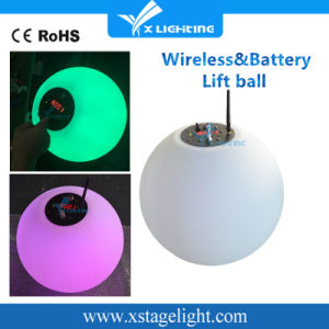 New Technology Wireless Battery Lifting Ball with DMX pictures & photos