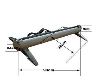 80*407 Cm Electronic Single Side Roll up Banner Stand (SR-08) pictures & photos