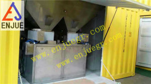 25kg 50kg 100kg Mobile Containerized Automatic Bagging and Weighing Unit pictures & photos