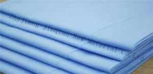 Indigo Blue Eco-Friendly Roll SMS Nonwoven Fabric pictures & photos