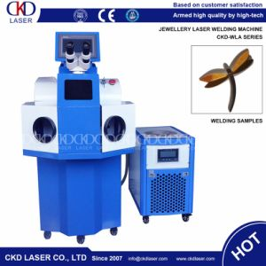 Portable Spot Micro Accurate Jewelry Electronics Laser Welding Machine pictures & photos