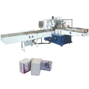 High Effect Facial Paper Soft Packing Machine